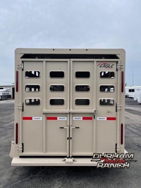 2021 Maxxim Industries 28' GN Livestock Trailer