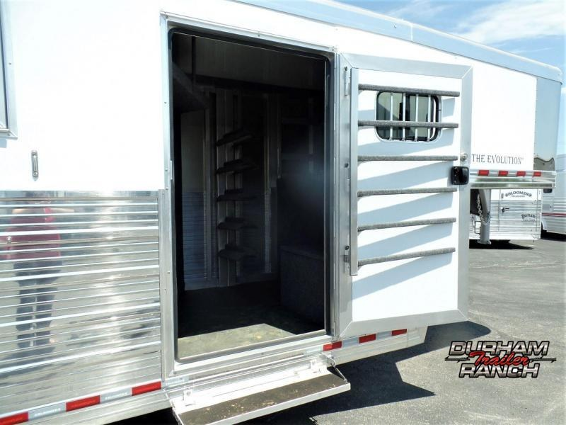 2020 Bloomer 5H Stock Combo Trailer