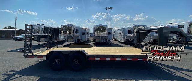 2020 TexLine Bobcat Flatbed Trailer