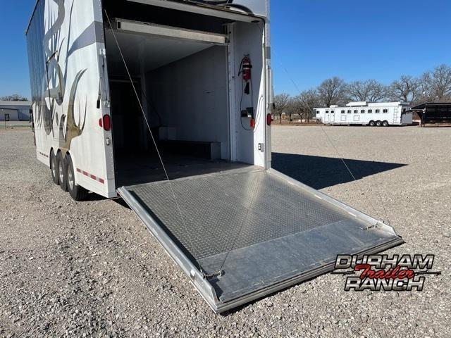 2006 Featherlite Stacker Enclosed Cargo Trailer