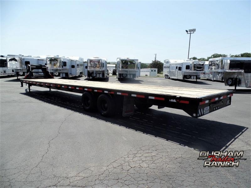 2020 MAXXD 40' Float Flatbed Trailer