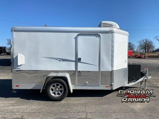 2014 Wells Cargo BP Enclosed Cargo Trailer
