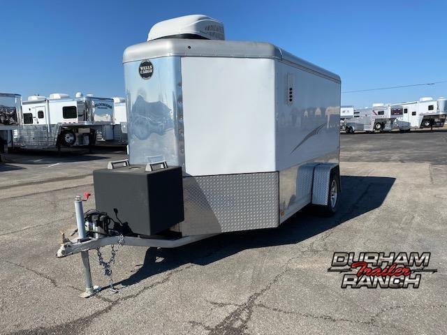 2014 Wells Cargo BP Enclosed Cargo Trailer