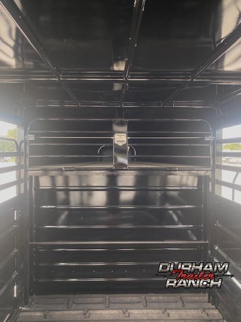 2021 GR Trailers Gooseneck Livestock Trailer
