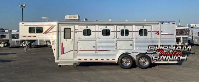 1998 4-Star Trailers 4H Horse Trailer