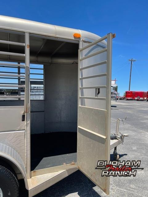 2014 Calico Trailers Stock Livestock Trailer