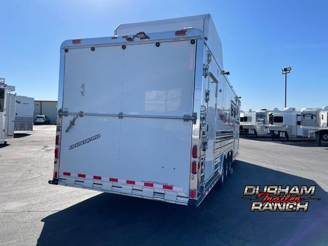 2011 4-Star Trailers 4H Car Hauler/Horse Trailer