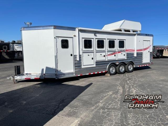 2011 4-Star Trailers 4H Car Hauler/Horse Trailer