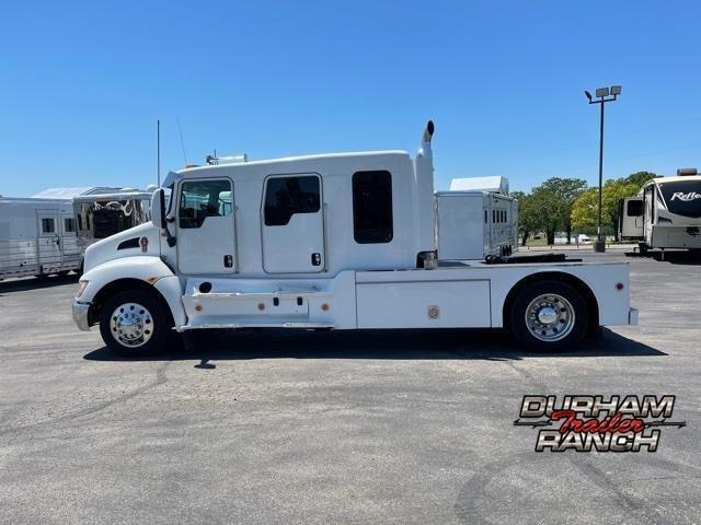 2018 Kenworth Schawlbe Truck