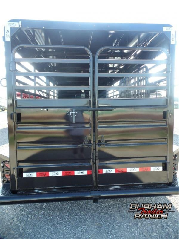 2020 GR Trailers 16' Stock Trailer Livestock Trailer