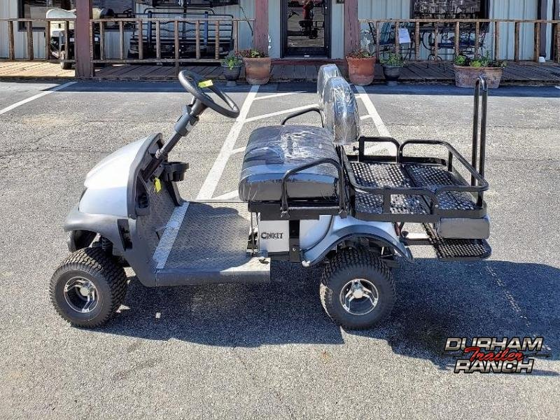 2020 Silver RX-5 Cricket Mini Golf Cart
