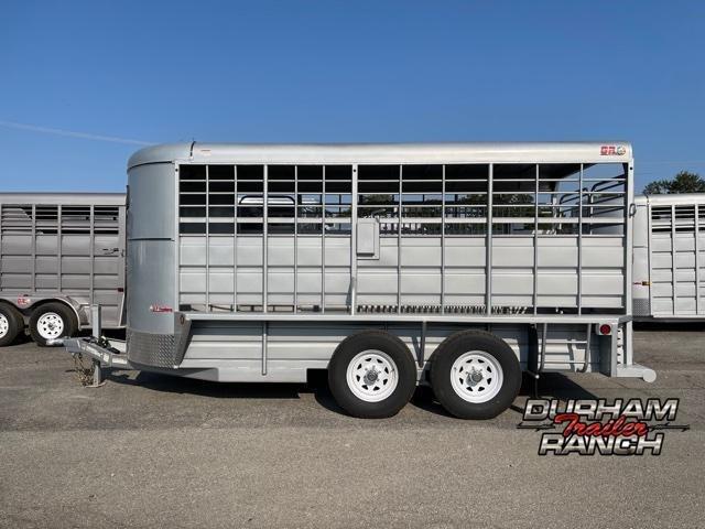 2022 GR Trailers 16 FT Bumper Pull Livestock Trailer