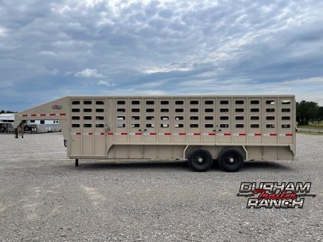 2021 Maxxim Industries 24 FT GN Livestock Trailer