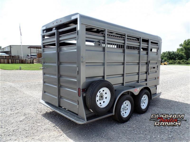 2020 GR 14' BP Livestock Trailer