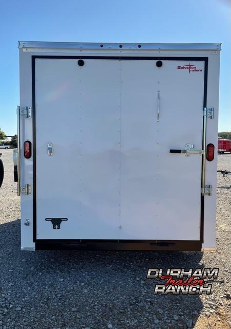 2022 Salvation Trailers 7x14 Enclosed Cargo Trailer
