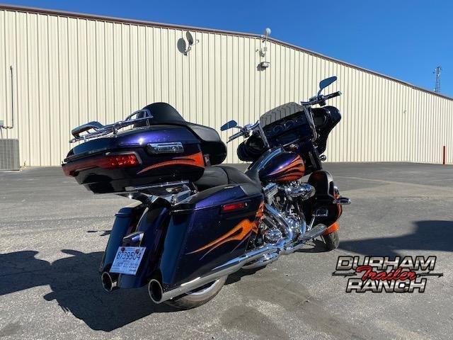 2015 Harley Davidson Street Glide Motorcycle
