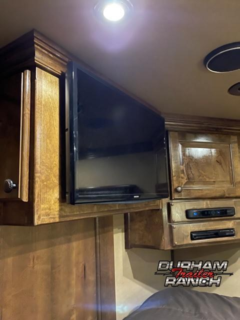 """2019 Bloomer 4 Horse PC Load 17'6"""" Outlaw Conversion LQ Horse Trailer"""