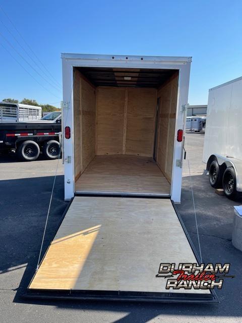 2022 Salvation Trailers 6x12 Enclosed Cargo Trailer