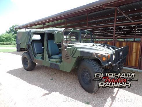 1994 AM General Humvee M998A1