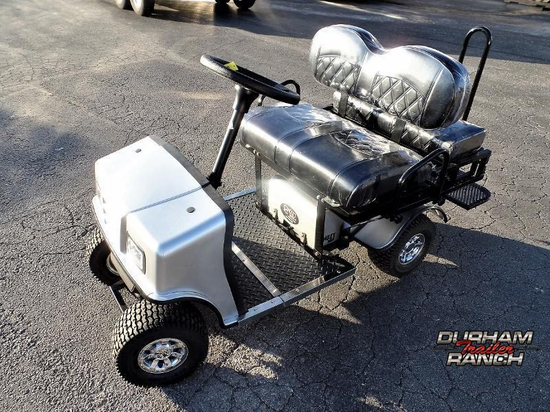 2020 Silver SX-3 Cricket Mini Golf Cart