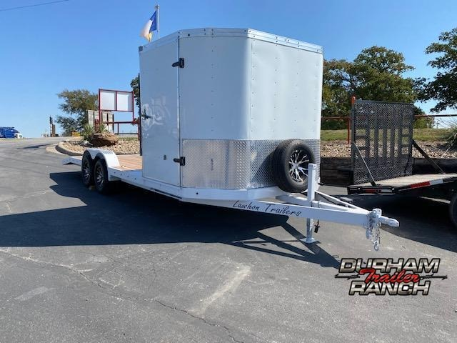 2013 Lawhon Custom Motorcycle Trailer