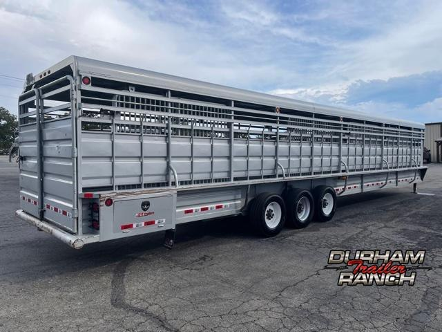 2018 GR Trailers 40 FT GR Livestock Trailer