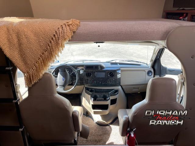2017 Holiday Rambler Vesta 31U Ford E-450 Chassis Class C RV