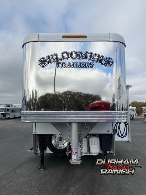 2017 Bloomer 4H PC Load Horse Trailer