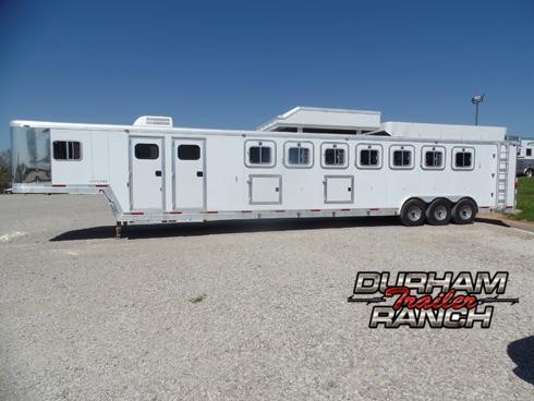 2001 Exiss Extreme 7 Horse Horse Trailer