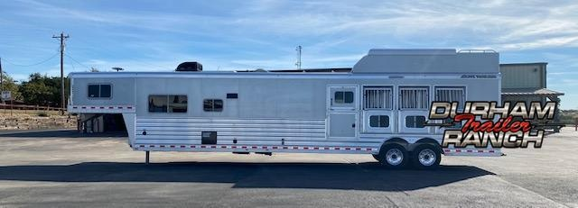 2018 Elite Trailers 4H Reverse Load Horse Trailer