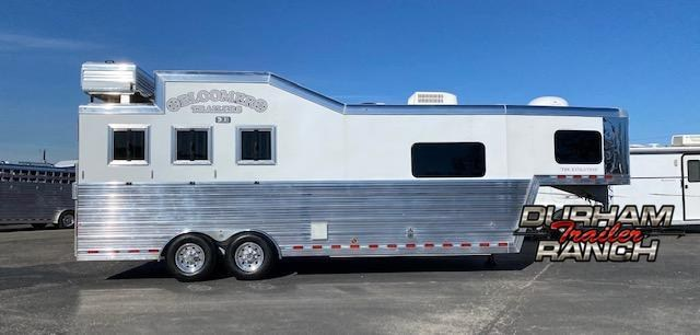 2012 Bloomer 3H LQ Horse Trailer