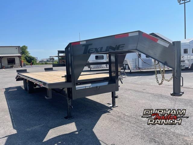2021 TexLine Deck-Over Flatbed Trailer