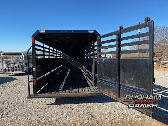 2019 GR Trailers Stock Livestock Trailer