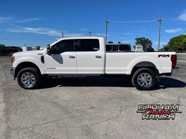 2020 Ford Western Hauler F350 King Ranch