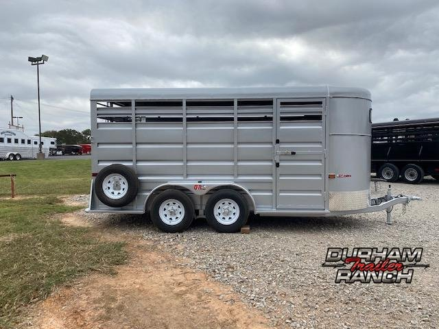 2021 GR Trailers Stock Livestock Trailer