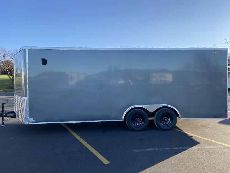 2021 Doolittle Trailer Mfg 8.5x20 Bullitt Cargo Trailer Enclosed Cargo Trailer