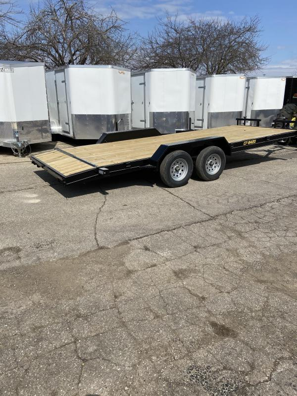 2021 Doolittle 84x20 CF Car Trailer Utility Trailer