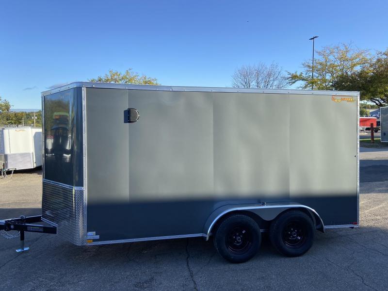 2022 Doolittle 7x14 Doolittle Cargo Trailer w/Ramp Door