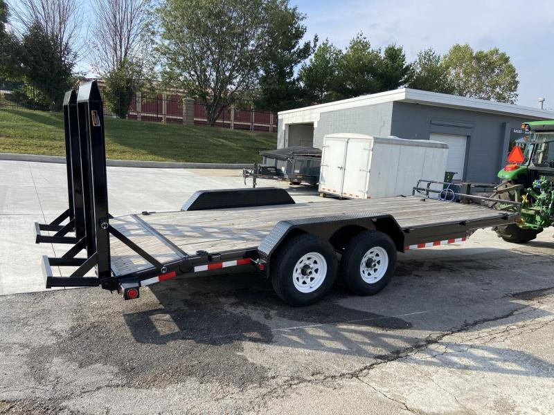2021 Load Trail LT 83x20 CH Equipment Trailer