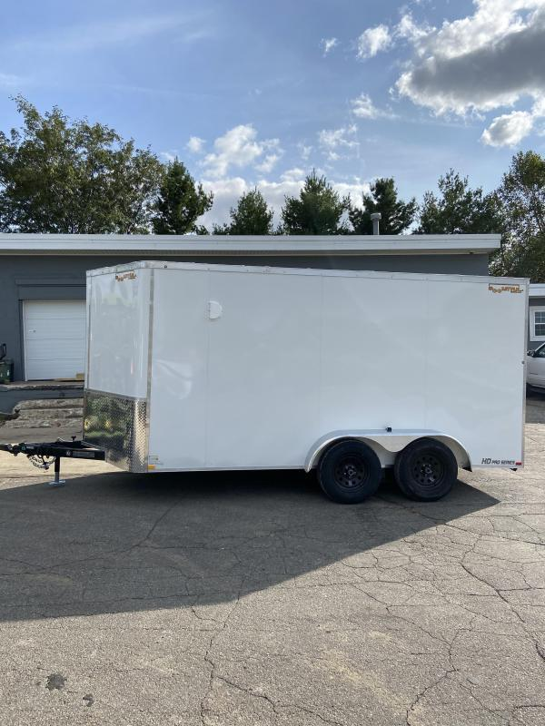 2021 7x14 Doolittle Cargo Trailer w/Ramp Door