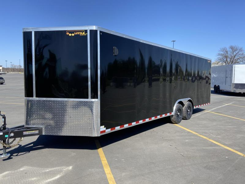 8.5x24 Bullitt Cargo Trailer Enclosed Cargo Trailer