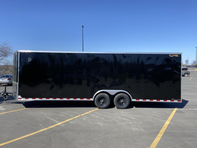 8.5x24 Bullitt Cargo Trailer Enclosed Cargo Trailer
