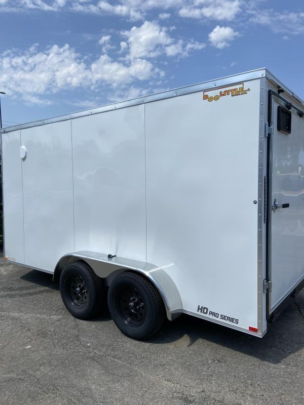 2021 Doolittle 7x16 Doolittle Cargo Trailer w/Ramp Door