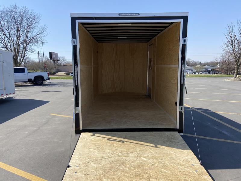 """2021 7x14 Doolittle Cargo Trailer w/Ramp Door 6"""" Extra Height"""