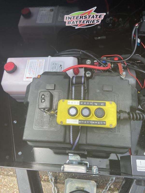 2022 Doolittle 72x10 Master Dump 10000lb GVWR with Ramps