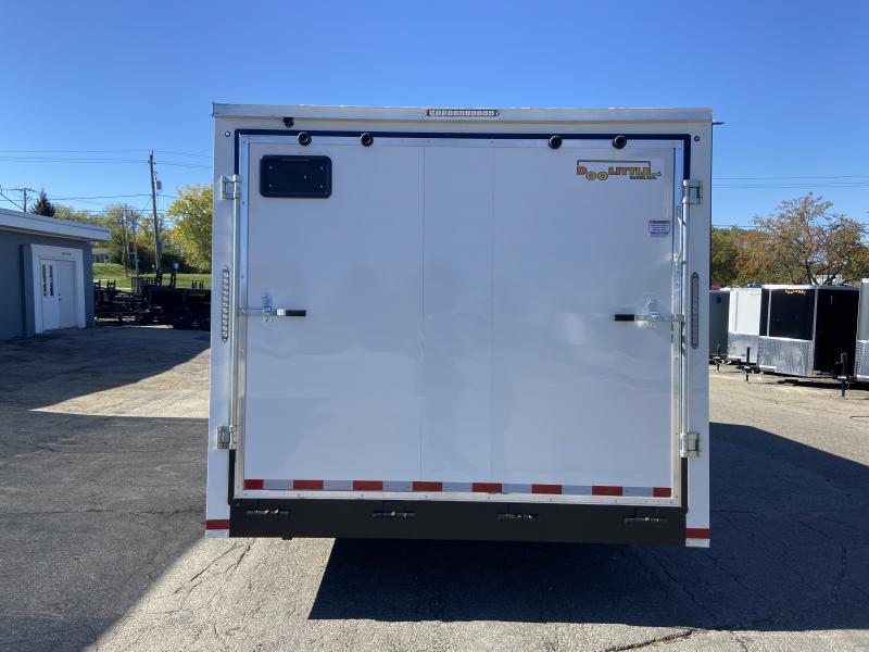 2022 Doolittle Trailer Mfg 8.5x20 Bullitt Cargo w/ Ramp Door