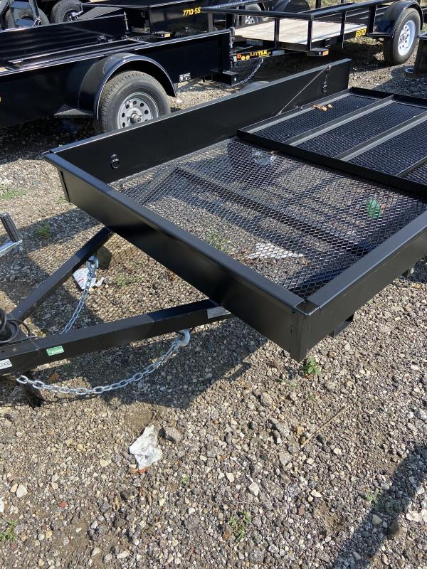 2020 Doolittle Trailer Mfg 60x8 MSS Utility Trailer