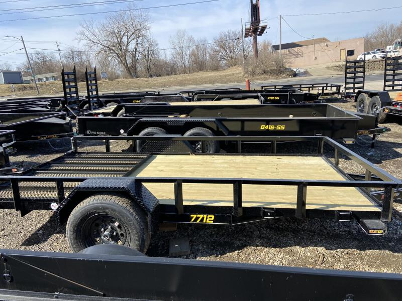 2021 Doolittle Trailer Mfg Rally Sport Utility Trailer