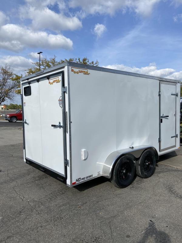 2021 7x14 Doolittle Cargo Trailer w/Ramp Door
