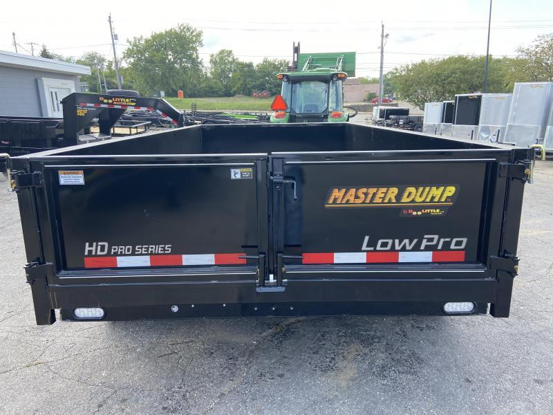 2021 Doolittle 82x14 Master Dump Economy Model 14000lb GVWR
